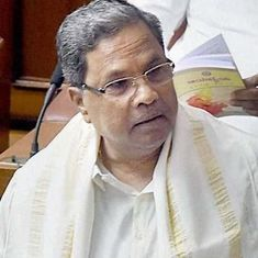 Karnataka: All schools must teach Kannada, says Chief Minister Siddaramaiah