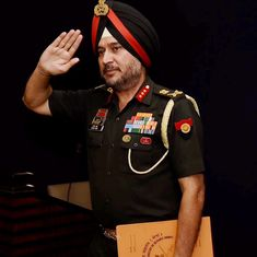 Indian Army says it carried out surgical strikes on terror launchpads along the LoC