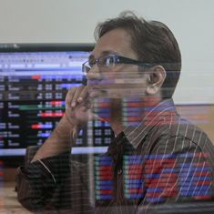 Sensex closes 26 points shy of 30,000 mark, Nifty hits another record high