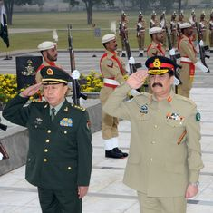 Behind Pakistan's military confidence is China's growing shadow