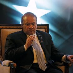 Nawaz Sharif resigns as prime minister after Pakistan Supreme Court disqualifies him from the post