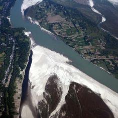 China blocks Brahmaputra tributary in Tibet to construct dam