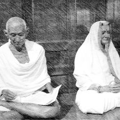 How Kasturba remembered her special moments with Mohandas