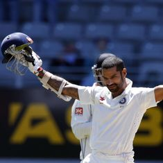 Watch: On his 31st birthday, a look at Shikhar Dhawan's finest knocks for Team India