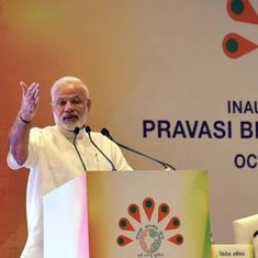 India never attacked another country but has sacrificed lives for other nations: Narendra Modi