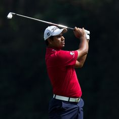 Golf: Bhullar finishes tied 27th in Abu Dhabi, Chikkarangappa, Arjun Atwal in fray in Singapore