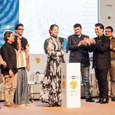 'Bollywood adds much-needed glamour to what can be gritty stuff': Kiran Rao on the Mumbai film fest