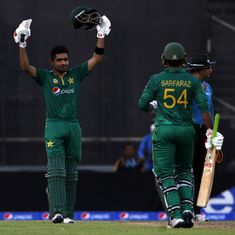Babar Azam, Shadab Khan steer Pakistan to 32-run win in 2nd ODI, take 2-0 lead in series