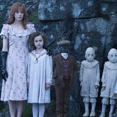 A walk through Tim Burton's theme park is anything but pleasant (that's the whole point)