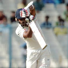 Wriddhiman Saha vs Parthiv Patel is not really a selection debate and there is a simple solution