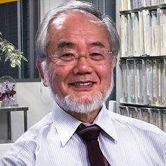 जापान के योशिनोरी ओसुमी को चिकित्सा में नोबेल पुरस्कार के लिए चुना गया