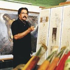 Artist Yusuf Arakkal dies at the age of 70