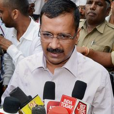 Delhi's lieutenant governor is treating Arvind Kejriwal 'like a peon', say Opposition MPs