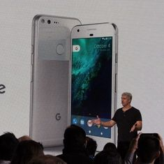 Watch: Google launches the Pixel smartphone and promptly tells people it's not the iPhone 7