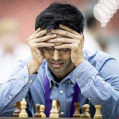 Geneva FIDE Grand Prix: P Harikrishna suffers first loss of campaign, tied 3rd in standings