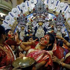 RSS, VHP refuse to follow Mamata Banerjee's instructions on Durga idol immersion in West Bengal: HT