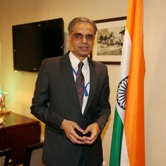 Twitter account of India's envoy to UN Syed Akbaruddin hacked briefly
