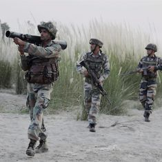 Jammu and Kashmir: Suspecting militant presence, Army cordons off Hajin village