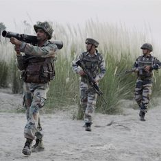 Two suspected militants killed as Indian Army foils alleged infiltration bid along LoC