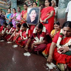 Speculation about Jaya's health: Tamil Nadu police making arbitrary arrests, say activists