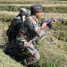 J&K: Four security personnel, a civilian killed in encounter in Kupwara, say officials