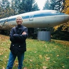 Can't afford to buy a house? Why not live in a plane? Take a look at these exotic homes
