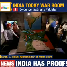 Media watch: As Indian TV studios turn into war rooms, Arnab asks – 'Who the hell is CNN and BBC?'