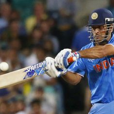 MS Dhoni at 300: World Cup final to ice-cool finishes, a look back at his best ODI innings