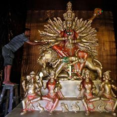 For the timid Bengali, Durga Puja is the time to step out of his contrived character