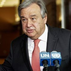 UN Secretary-General António Guterres to visit India in October