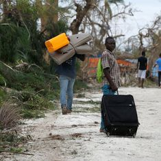 Hurricane Matthew: Hundreds dead in Haiti,  storm makes landfall in Florida