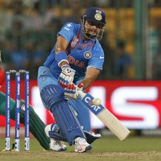 The cricket wrap: Suresh Raina makes a comeback to India's ODI squad, and other top stories