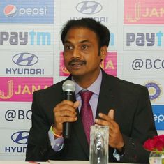 MSK Prasad-led selection panel gets extension till BCCI's next Annual General Meeting: Report
