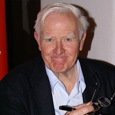 Good news: John le Carré's 'memoir' is a set of short stories. Bad news: they could be his last
