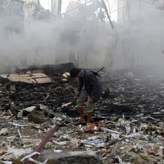 More than 140 killed after airstrikes target funeral in Yemen