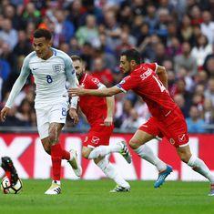 The football wrap: England win 2-0 against Malta under interim manager Gareth Southgate