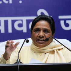 Mayawati to move court against alleged EVM tampering, to observe 'black day' on 11th of every month