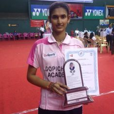 Badminton: Ruthvika Shivani Gadde clinches Russian Open title