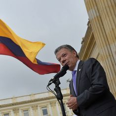 Will Nobel Prize help or hurt Colombia's peace process?