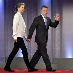 Juan Manuel Santos to donate Nobel Peace Prize money to victims of Colombian conflict