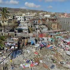 Hurricane Matthew toll crosses 1,000 in Haiti, country observes three days of national mourning