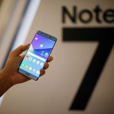 Samsung suspends production of Galaxy Note7: Yonhap News Agency