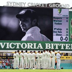 Video: Remembering Phillip Hughes, 63 not out forever