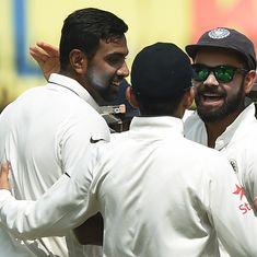 विजयादशमी के मौके पर टीम इंडिया की शानदार विजय, न्यूजीलैंड को 321 रनों से हराया