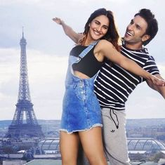 'Befikre' proves that Bollywood can't get out from under the Eiffel Tower's shadow