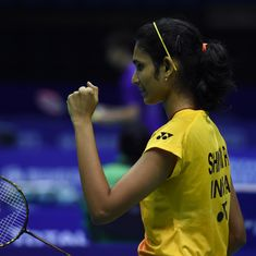 Is Ruthvika Shivani Gadde going to follow in Saina Nehwal and PV Sindhu's footsteps?