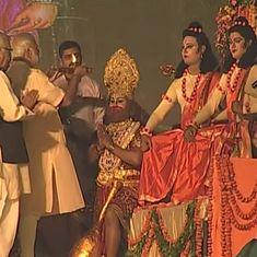 Forget Hanuman's strike – Modi said divine vulture Jatayu fought the first anti-terror battle