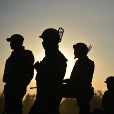 Two militants killed as Pampore encounter ends on third day