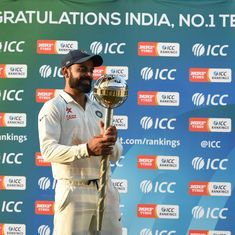 Numbers game: Why India's top position in ICC Test rankings comes with caveats