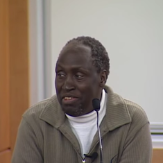 Even without the Nobel, Kenyan writer Ngũgĩ wa Thiong'o's writing of resistance is memorable
